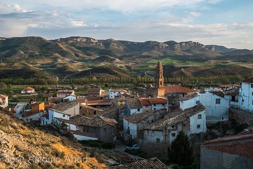 Martín del Río, Teruel