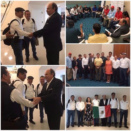Llega a Puerto Rico el grupo de ingenieros enviados por México luego del paso del huracán María