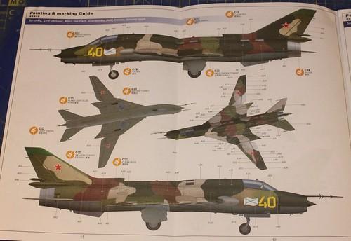 Sukhoi Su-17M3/M4 Fitter K, Kitty Hawk, 1/48 37640171032_1ac07562f0