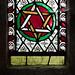 Star of David | St. Thomas a Becket church | Warblington-4