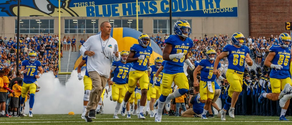 Delaware athletics relies on 82 percent of budget being subsidized by university