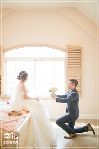 『婚禮記錄』我只為妳 囍宴軒
