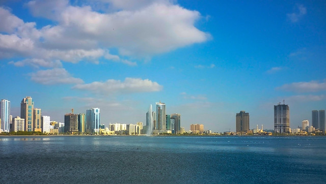 Buhaira Corniche, Sharjah