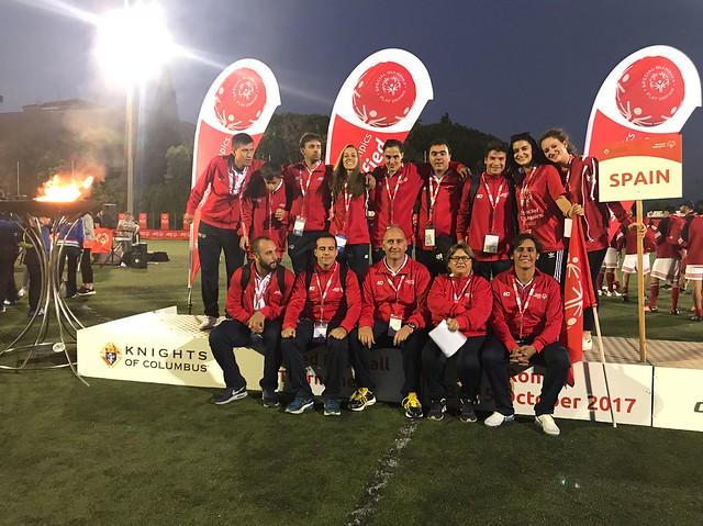 Torneo Internacional Fútbol 5 Unificado