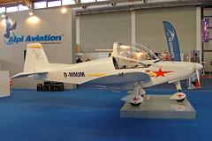 D-MMJM   Alpi Aviation Pioneer 200 [Unknown] Friedrichshafen~D 04/04/2009