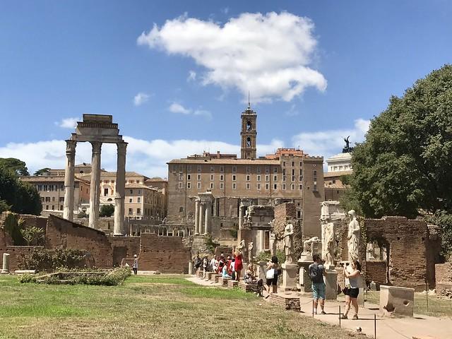 Rome's Forum