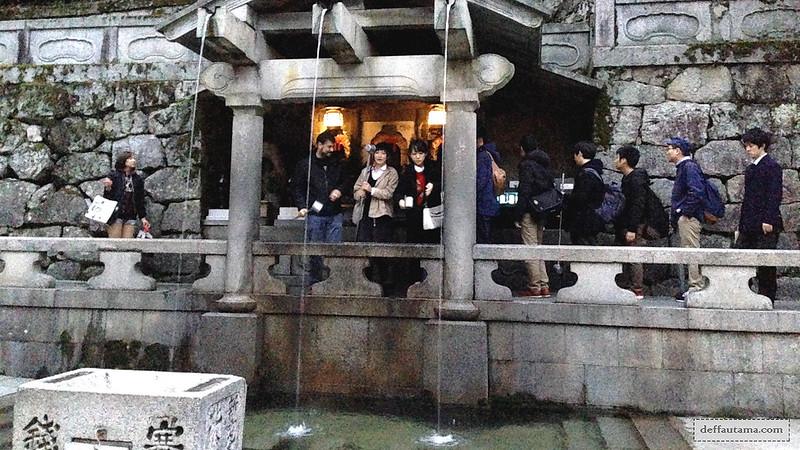 3 Hari Keliling Kyoto - Kiyomizu Dera 5