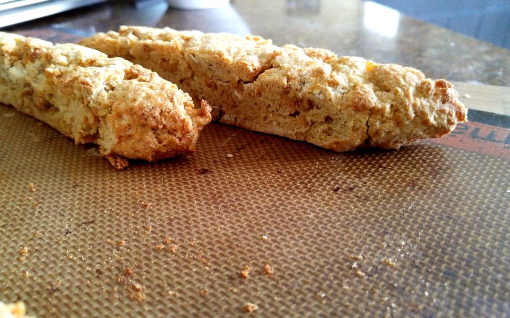 Pina Colada Biscotti
