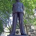02 Statue of 'Bomber Harris' outside St. Clement Danes