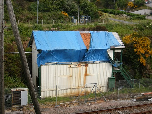 Kyle of Lochalsh signal box
