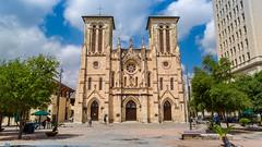 San Antonio - San Fernando Cathedral
