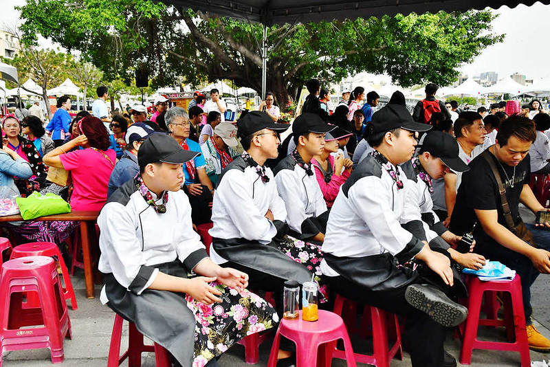 台南府味客家料理比賽74