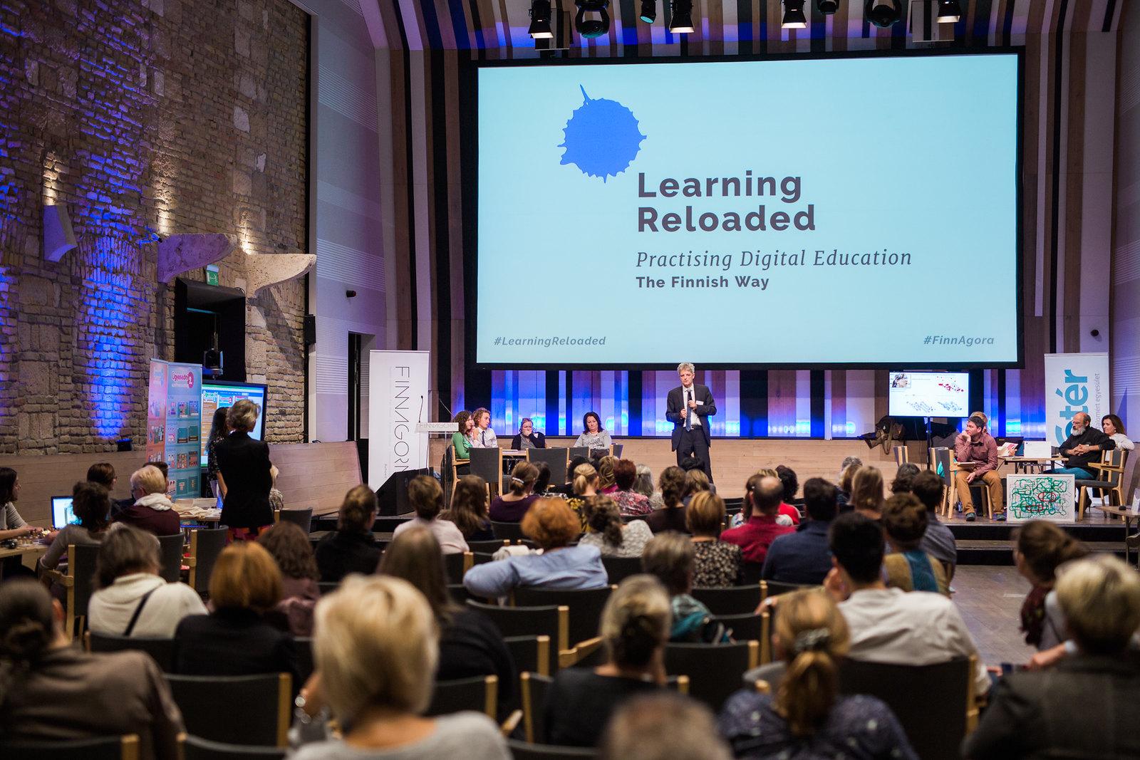 A stressz nélküli tanításban hisznek a finnek