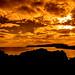 Cumbrae at Sunset