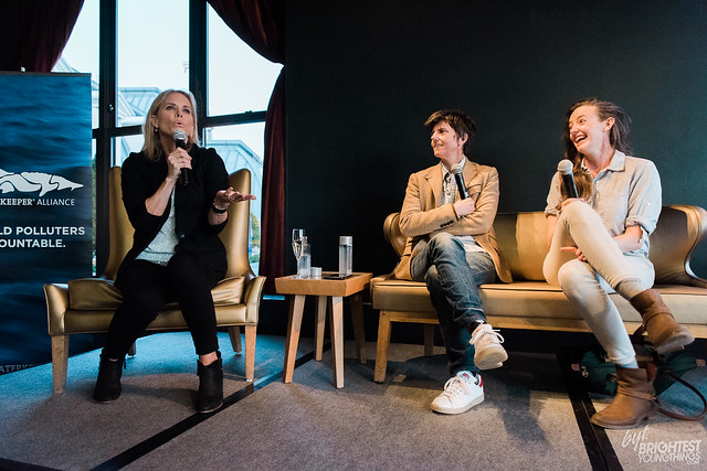 Women in the Business of Comedy Talk