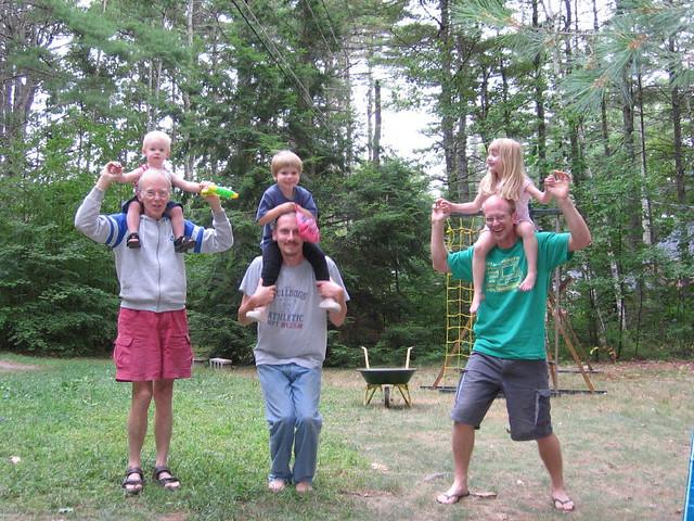 Maine, kids, 2005_028, Canon POWERSHOT A520