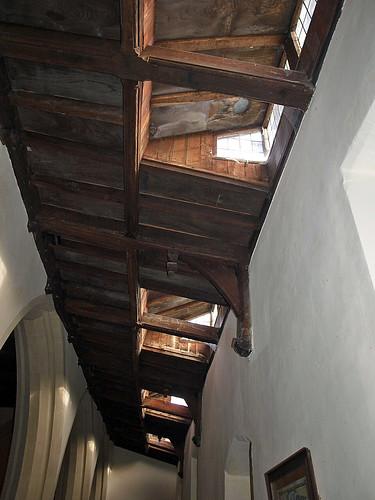 S aisle dormer roof