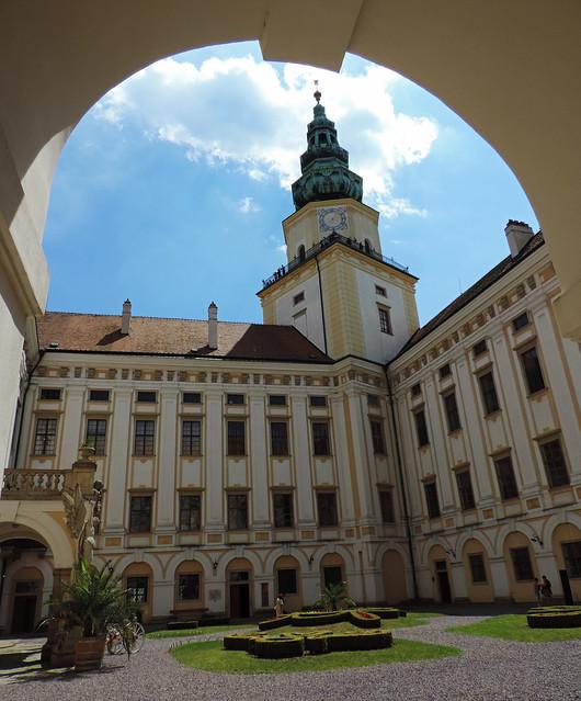 Kroměříž Chateau, Czech Republic