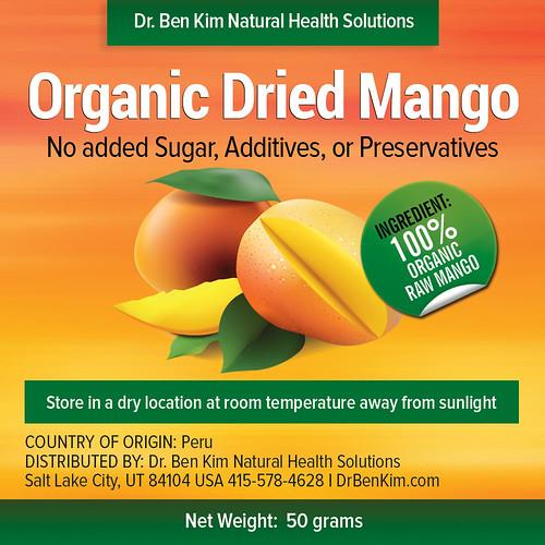 mangosnack
