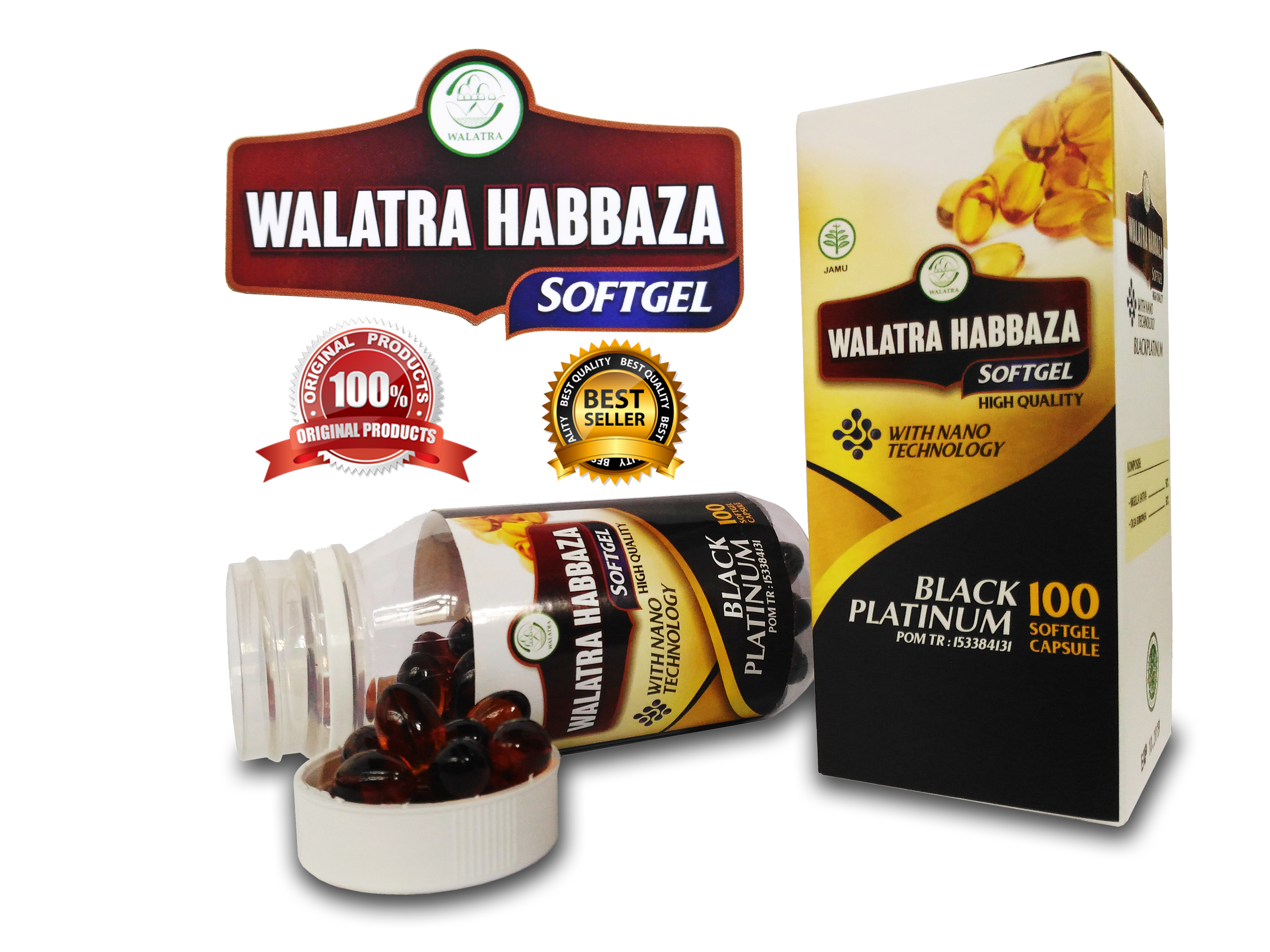 Habbaza Softgel