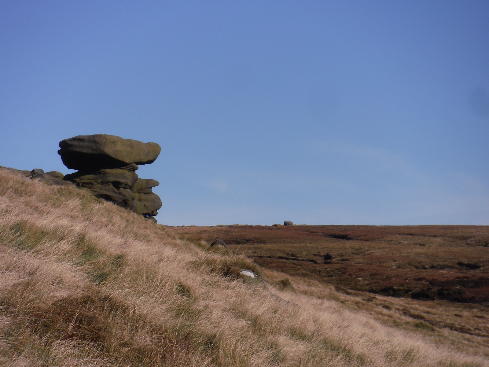 Noe Stool SWC Walk 304 - Kinder Scout Circuit (from Edale)