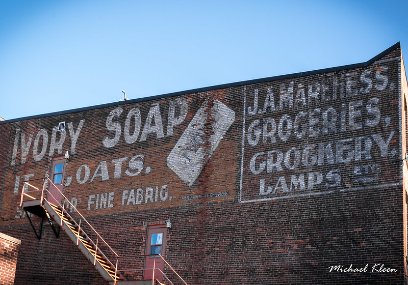 Ivory Soap and J.A. Mareness Groceries