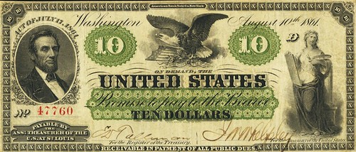 1861 St. Louis Demand Note