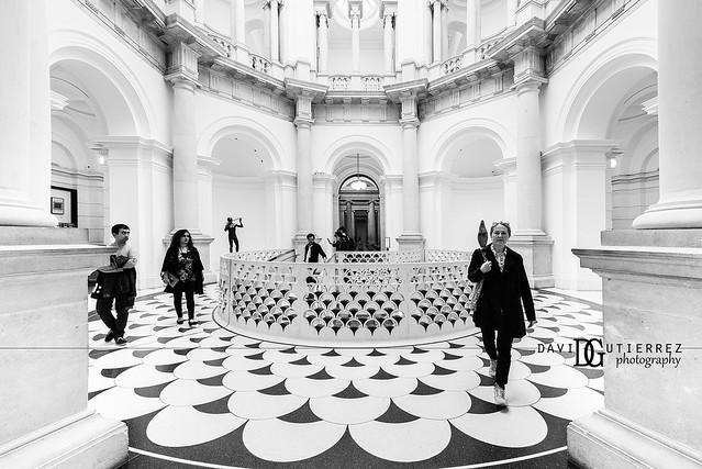 Smart Casual - Tate Britain, London, UK