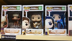 Parks And Recreation Pop Figurines