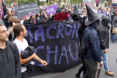 Paris protest, 10-10-2017-No 10