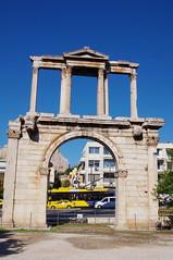 Greece - Athens - Hadrian's Arch