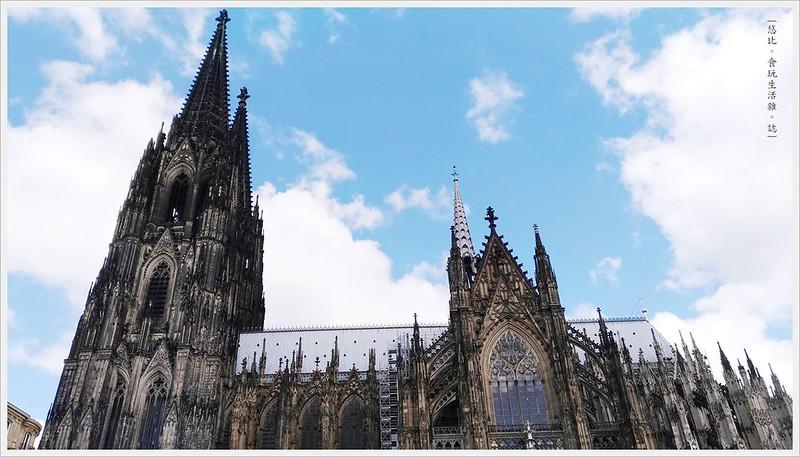 科隆大教堂-19-1-外觀正面