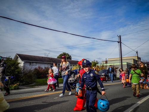 Edison Halloween Parade-13