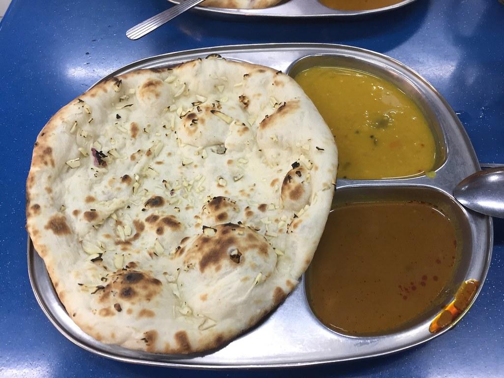 Yummy Naan!