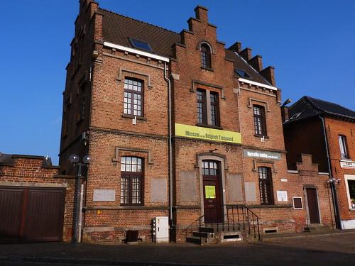 Musée du cheval de trait à Vollezele