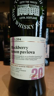 SMWS 1.204 - Blackberry lemon pavlova