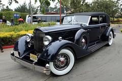 Packard 1108 Twelve Dietrich Convertible Sedan 1934 2