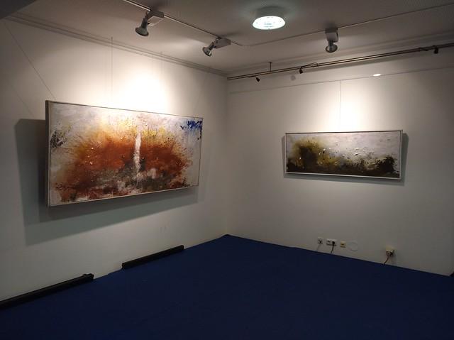 Ausstellung Karl Hartwig Kaltner ::: Fotos © Gerald J. Ramusch