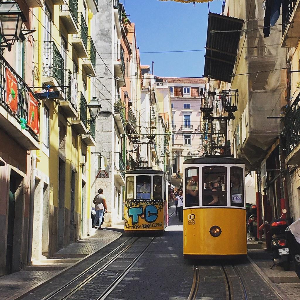 Lissabonin ratikat