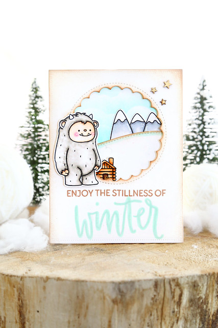hello winter! (Neat and Tangled release week)