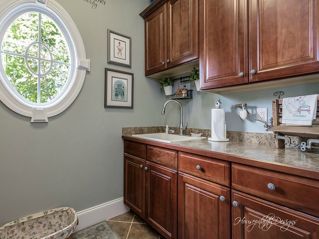 Laundry Room-Housepitality Designs