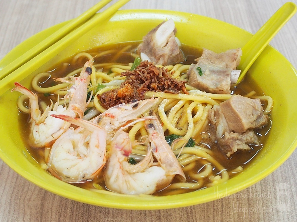 Blanco Court Prawn Mee @ Downtown Core, Singapore - Travelopy