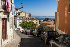 Lisbon - Pretty Streets