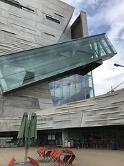 Perot Museum Entrance