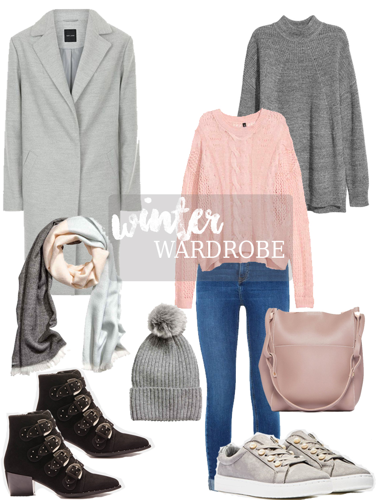 Winter wardrobe inspiration