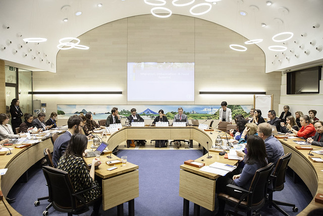 Side Event - 39 - The potential of migration for Food Security and Nutrition