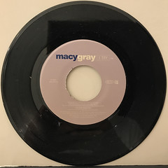 MACY GRAY:I TRY(RECORD SIDE-B)