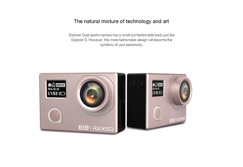 Elephone Elecam Explorer Dual  (15)レビュー