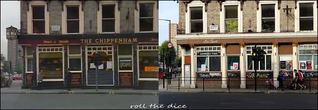 The Bill Location`Shirland Road`1987-2017