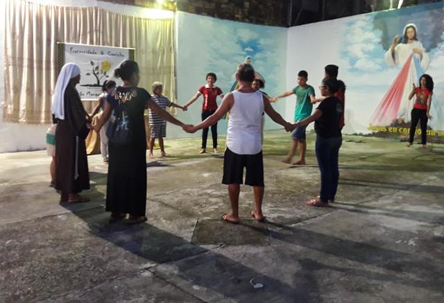 Arrastão de Jesus em Manaus/AM